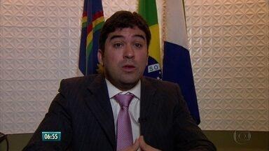 Prefeito e dois secretários são afastados dos cargos em São Lourenço da Mata - Outras quatro pessoas também foram alvo de operação que investiga desvio de dinheiro público