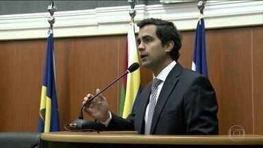 Filhos de Jucá são suspeitos de desvio do Minha Casa Minha Vida - Ex-enteadas do senador também são investigadas pela PF. Em Roraima, eles teriam desviado R$ 32 milhões do programa.