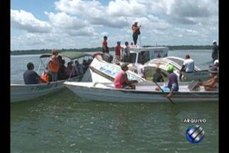 Famílias pessoas que morreram no naufrágio reclamam da demora no inquérito - Quem acompanhou de perto essa tragédia lamenta que até hoje nada foi resolvido.