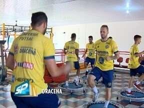 Time de futsal de Dracena estreia nesta sexta-feira na Copa Paulista - Fora de casa, equipe enfrenta Mogi das Cruzes.