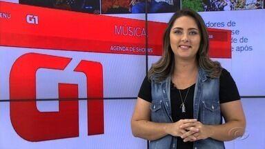 Confira a agenda cultural para o fim de semana - A repórter Carolina Sanches dá dicas para quem deseja diversão.