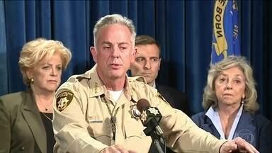 Autoridades de Las Vegas decretam estado de emergência - A região está precisando de ajuda no trabalho de primeiros socorros e segurança.