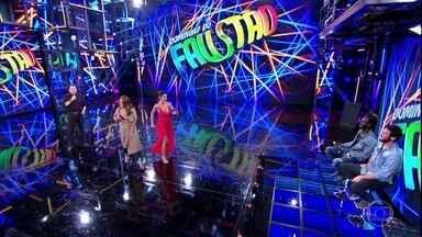 Jonathan Azevedo, Emilio Dantas, Hylka Maria e Juliana Paes disputam o Ding Dong - Atores de A Força do Querer participam da competição musical
