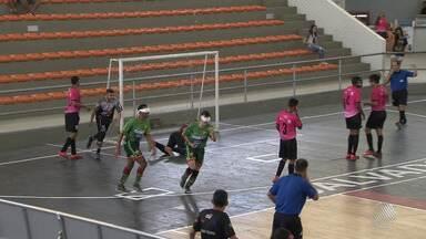 Final do Campeonato Brasileiro de Futebol Para Cegos é reazliado no bairro de Cajazeiras - Veja qual foi o time campeão.