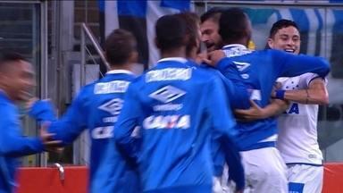 O gol de Grêmio 0 x 1 Cruzeiro pela 27ª rodada do Brasileirão 2017 - O gol de Grêmio 0 x 1 Cruzeiro pela 27ª rodada do Brasileirão 2017