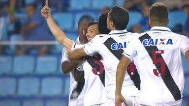 Os gols de Avaí 1 x 2 Vasco pela 27ª rodada do Brasileirão 2017 - Wagner e Andres Ríos marcam para o Cruzmaltino. Betão diminui para catarinenses.