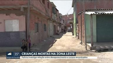 SP1 - Edição de sexta-feira, 13/10/2017 - A polícia investiga a morte de duas crianças na região de São Miguel Paulista, na Zona Leste. E mais as notícias da manhã.