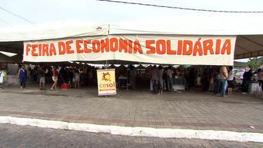 Flica movimenta mercado e estimula economia solidária em Cachoeira - Flica movimenta mercado e estimula economia solidária em Cachoeira