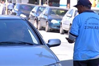 Suzano volta a vender talões de papel da Zona Azul - Em março, talões foram suspensos e substituídos pelos bilhetes eletrônicos e aplicativo de celular.