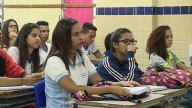 Estudantes falam dos preparativos finais para o Enem - Provas do Exame Nacional do Ensino Médio ocorrem nos dias 5 e 12 de novembro.