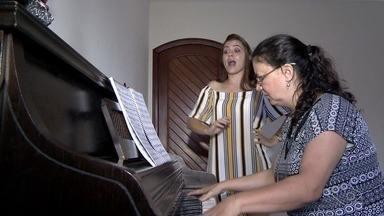 Jovens mostram interesse por ópera no ES - Os jovens cada vez mais estão se interessando pela ópera. Conheça a história de alguns deles.