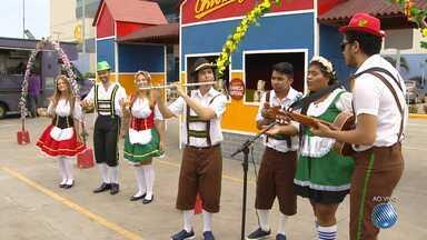 Shopping de Salvador promove evento para celebrar o Oktoberfest - Festa é tradicional na Alemanha e no sul do Brasil.