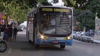 Nova tarifa de R$ 3,25 surpreende passageiros de ônibus em Macapá - Justiça determinou aumento de R$ 0,50 no valor da passagem. Ajuste da tarifa de ônibus passou a valer no dia 12 de outubro, na capital.