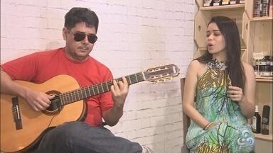 Conheça o som da cantora amapaense Loren Cavalcante - Cantora apresentará novo show no dia 20 de outubro, em Macapá.