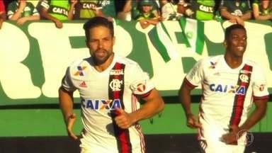 O gol de Chapecoense 0 x 1 Flamengo pela 28ª rodada do Brasileirão - O gol de Chapecoense 0 x 1 Flamengo pela 28ª rodada do Brasileirão