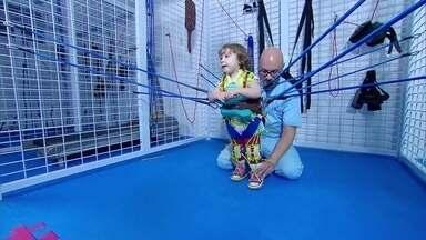 Resultado de imagem para Médica da Paraíba testa nova terapia para crianças com microcefalia