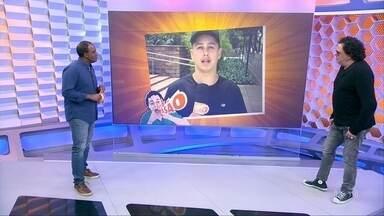 Fala, Casão! Comentarista não acredita que Valentim vai seguir como técnico do Palmeiras - Fala, Casão! Comentarista não acredita que Valentim vai seguir como técnico do Palmeiras
