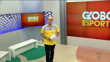 Assista à ìntegra do Globo Esporte CG desta terça-feira (17/10/2017) - Veja quais os destaques