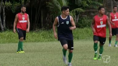 Tapajós estreia contra o Vila Rica pela segundinha do campeonato paraense - O jogo desta terça-feira (17) pode definir o líder do grupo A3.