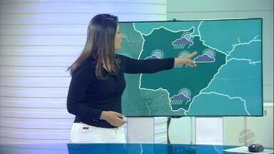 Veja a previsão do tempo para quarta-feira (18) em MS - Veja a previsão do tempo para quarta-feira (18) em MS.