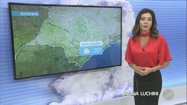 Veja como fica a previsão do tempo para esta quarta-feira na região de Campinas - Termômetros registram máxima de 32º em Campinas (SP) e de 31º em Piracicaba (SP).