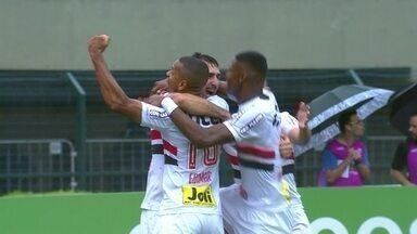 Melhores momentos de São Paulo 2 x 0 Flamengo pela 30ª rodada do Brasileirão - Melhores momentos de São Paulo 2 x 0 Flamengo pela 30ª rodada do Brasileirão