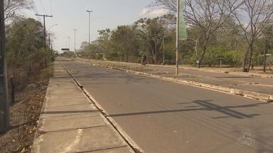 Motociclista de 19 anos morre em acidente na Rodovia AP-70, no Amapá - Jovem estaria em alta velocidade. Ocorrência foi próximo a entrada da vila do Curiaú, na madrugada de domingo (22).