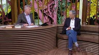 Jorge Caldeira fala sobre a presença tupi na nossa formação - Escritor também fala sobre o conceito de acumulação de riquezas