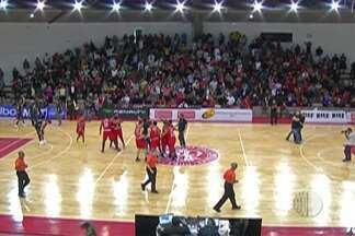 Mogi Basquete está fora do Campeonato Paulista - Time perdeu do Paulistano por dois pontos.