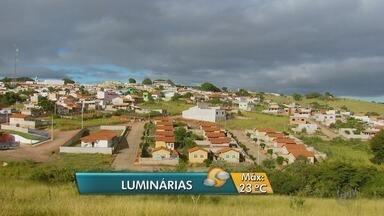 Confira a previsão do tempo para esta terça-feira no Sul de Minas - Confira a previsão do tempo para esta terça-feira no Sul de Minas