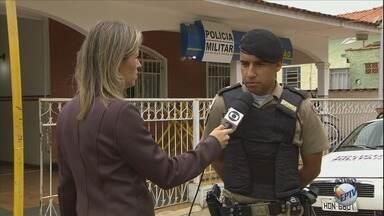 Polícia prende homem suspeito de matar jovem em Elói Mendes, MG - Polícia prende homem suspeito de matar jovem em Elói Mendes, MG