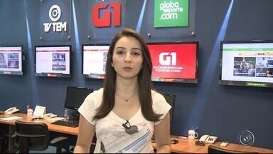 Mayara Corrêa traz os destaques do G1 Sorocaba e Jundiaí nesta terça-feira - A repórter Mayara Corrêa traz os destaques do G1 Sorocaba e Jundiaí nesta terça-feira (24).