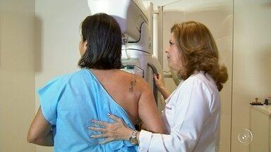 Mais de 7 mil mulheres aguardam na fila por mamografia na rede pública em Sorocaba - Mais de 7 mil mulheres estão aguardando na fila pelo exame de mamografia na rede pública de saúde em Sorocaba (SP).