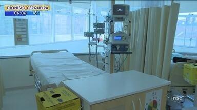 Governo de SC deve pagar recursos atrasados para hospitais filantrópicos em novembro - Governo de SC deve pagar recursos atrasados para hospitais filantrópicos em novembro