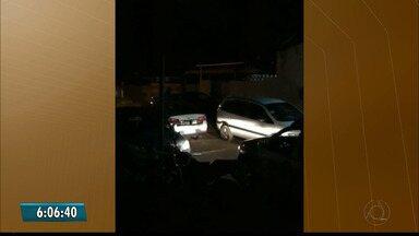 Bandidos assaltam lanchonete, fazem reféns, mas acabam presos em JP - O crime foi no bairro de Mangabeira VIII.