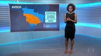 Veja a previsão do tempo para sábado (28) no Brasil - Veja a previsão do tempo para sábado (28) no Brasil.