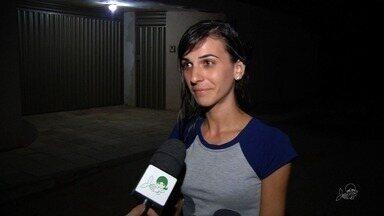 Moradores reclamam da falta de iluminação pública no bairro São José - Saiba mais em g1.com.br/ce