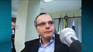 Funaro cita o nome de André Moura em delação - Funaro cita o nome de André Moura em delação.