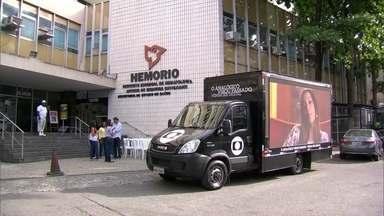 Evento no Hemorio esclarece dúvidas sobre TV Digital - Sistema analógico já está sendo substituido pela tecnologia digital em 18 cidades da Região Metropolitana do Rio.