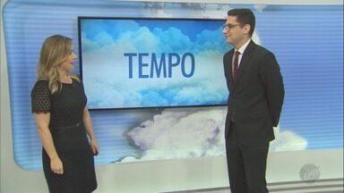 Confira a previsão do tempo para este feriado prolongado na região de Campinas - Não deve chover nesta quinta-feira, de finados