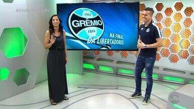 Renato pode ser o único brasileiro a ter títulos da libertadores como jogador e técnico - Assista ao vídeo.
