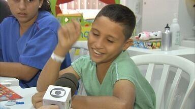 Ceará zera fila de espera por cirurgia de lábio leporino - Confira mais notícias em G1.Globo.com/CE