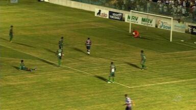 Fortaleza e Floresta ficam no empate em 1 a 1 no Presidente Vargas - Fortaleza e Floresta ficam no empate em 1 a 1 no Presidente Vargas
