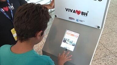 Votação do Viva BH 120 anos vai ao Expominas - Público do Fnit escolhe a cara de BH