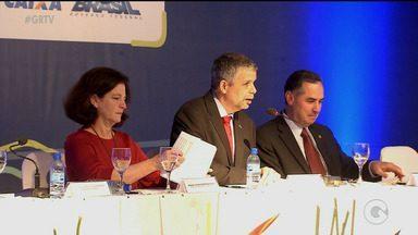 Procuradores de todo país participam de encontro em Porto de Galinhas - 300 procuradores estão no evento