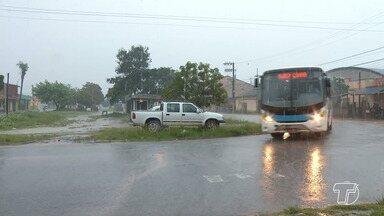 Previsão climática aponta aumento de chuvas e clima abafado na região - Previsão foi feita pela Semas, em conjunto com o Instituto Nacional de Meteorologia. O volume de chuvas no oeste do Pará foi considerado abaixo das médias registradas em anos anteriores.