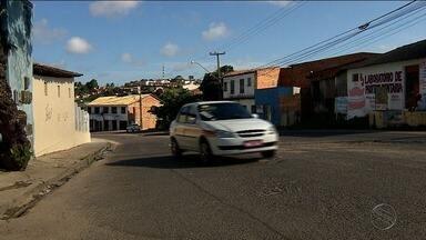 Comunidade do Lamarão está assustada com a violência no bairro - Aumentou registros de roubos e arrombamentos.
