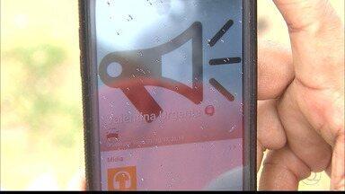 Assustados com assaltos, moradores de João Pessoa criam grupo em aplicativo - Moradores do Valentina Figueiredo resolveram criar um grupo num aplicativo, para trocar informações.