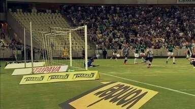Ceará empata com Guarani em jogo com final polêmico, pela Série B - Ceará empata com Guarani em jogo com final polêmico, pela Série B.