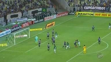 Veja principais lances da partida entre Guarani e Ceará - Jogo pela série B do Campeonato Brasileiro terminou em empate.
